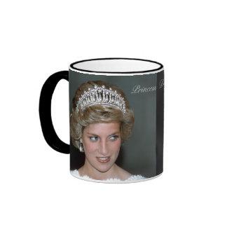 HRH Princess Diana Collection Ringer Mug