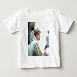 HRH Princess Diana Egypt 1992 Baby T-Shirt