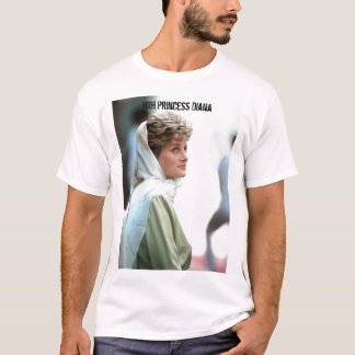HRH Princess Diana Egypt 1992 T-Shirt