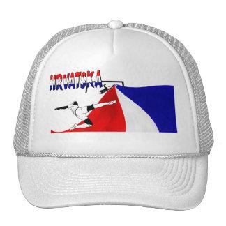 Hrvatska Mesh Hat