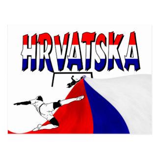 Hrvatska Postcard