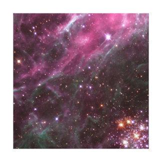 HS-1999-12 Tarantula Nebula Gallery Wrapped Canvas