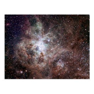 HS-1999-12 Tarantula Nebula NASA Postcard