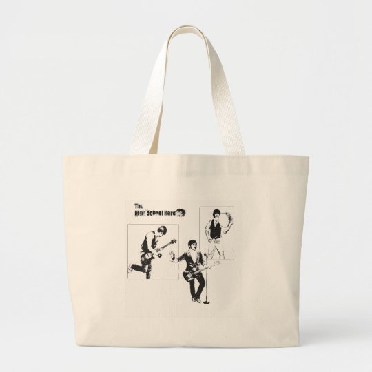 hshlive large tote bag
