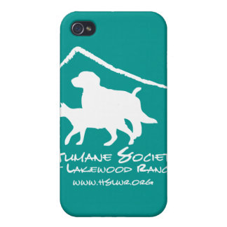 HSLWR logo iPhone case Cases For iPhone 4