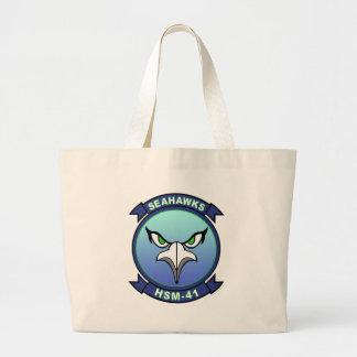 HSM-41 Seahawks Tote Bag