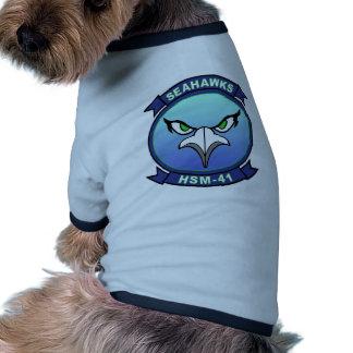 HSM-41 Seahawks Pet Shirt