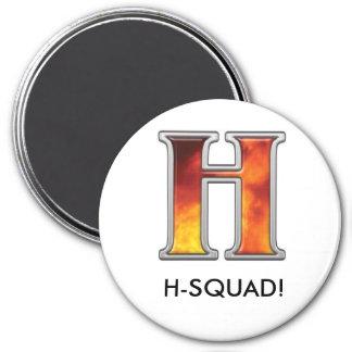 Hsquad magnet