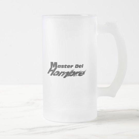 HT Skull of Spade Crowned Mug - Master Del Hombre