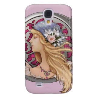 HTC case, HTC Vivd case, HTC cover, Girl Galaxy S4 Case