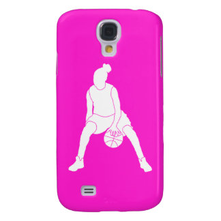 HTC Vivid Case-Mate Dribble Silhouette Pink