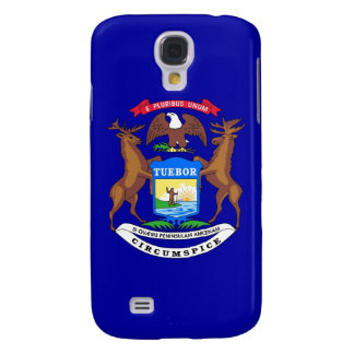 HTC Vivid Case with Flag of Michigan,  USA