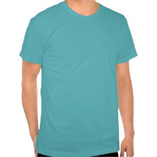 HTML5 T-shirt on Blue Shirt
