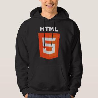 HTML 5 Logo Official W3 W3C Hoodie