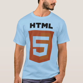 HTML 5 logo T-Shirt