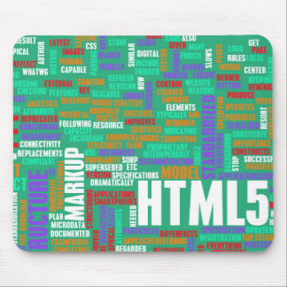 HTML 5 or HTML5 Mouse Mat