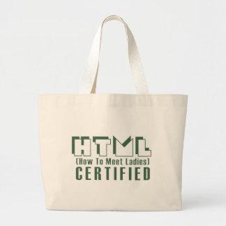 HTML Certified Ladies Bags