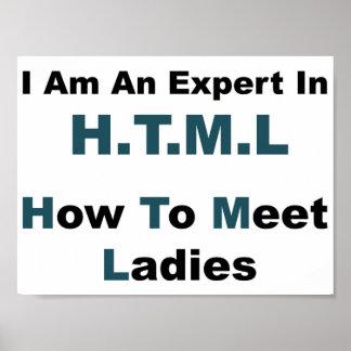 HTML Full Poster