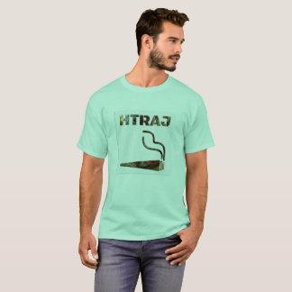 HTRAJ Logo Print T by #GrindAndVape T-Shirt