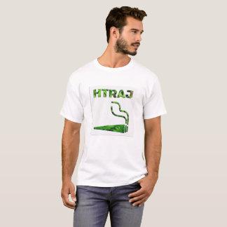 HTRAJ T-Shirt Logo Design by #GrindAndVape