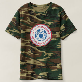 HTSA Camouflage T-shirt