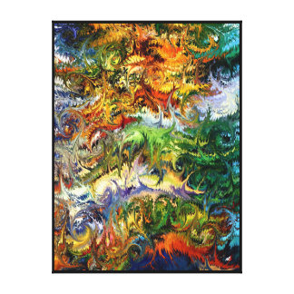 http rafitalby webs com King Solomon s Garden b Gallery Wrapped Canvas