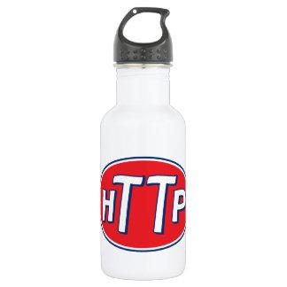 HTTP Webmaster Parody Logo 532 Ml Water Bottle