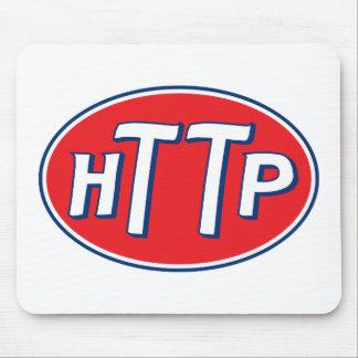 HTTP Webmaster Parody Logo Mouse Pads