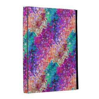 http://www.zazzle.com/colorful_retro_floral_design iPad folio cases