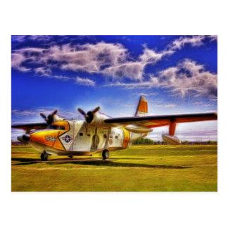 HU-16E Albatross Postcard