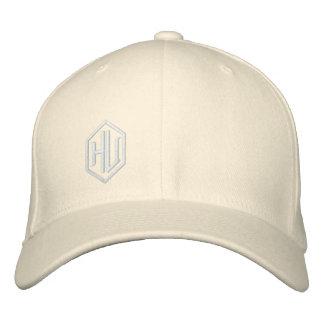 Hu Hat -Natural Embroidered Baseball Cap