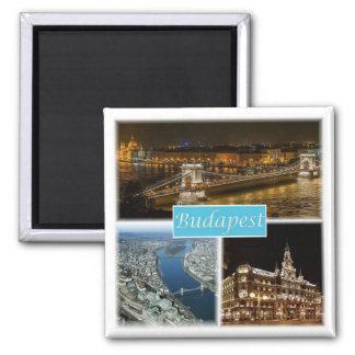 HU * Hungary - Budapest Magnet