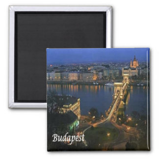 HU - Hungary - Budapest Magnet
