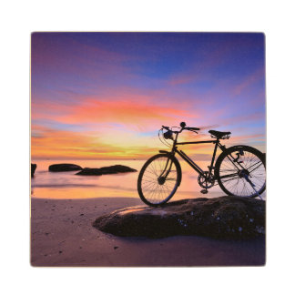 Huahin Beach | Thailand Wood Coaster