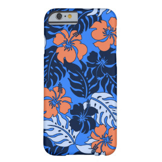 Huakini Bay Hawaiian Hibiscus iPhone 6 case Barely There iPhone 6 Case