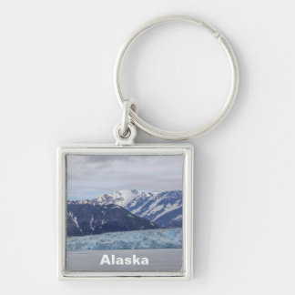 Hubbard Glacier Key Ring
