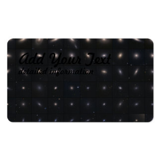 Hubble ACS Image of 100 Virgo Cluster Galaxies Pack Of Standard Business Cards