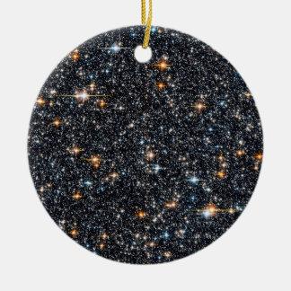 Hubble ACS SWEEPS Field Christmas Ornament