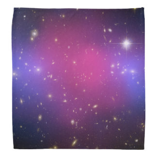 Hubble and Chandra Composite of the Galaxy Cluster Bandana