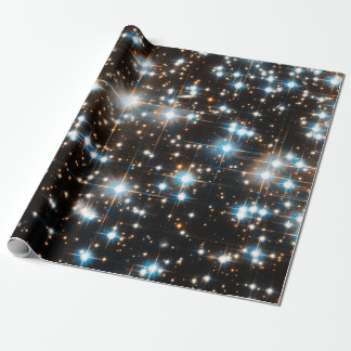 HUBBLE DEEP SPACE ASTROPHOTO WRAPPING PAPER