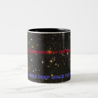 HUBBLE DEEP SPACE FIELD Two-Tone MUG