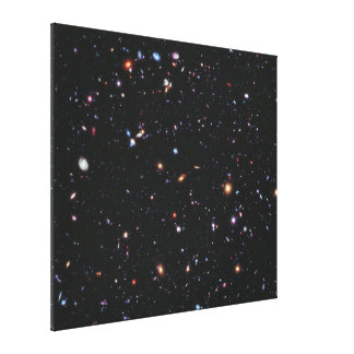 Hubble eXtreme Deep Field Canvas Prints