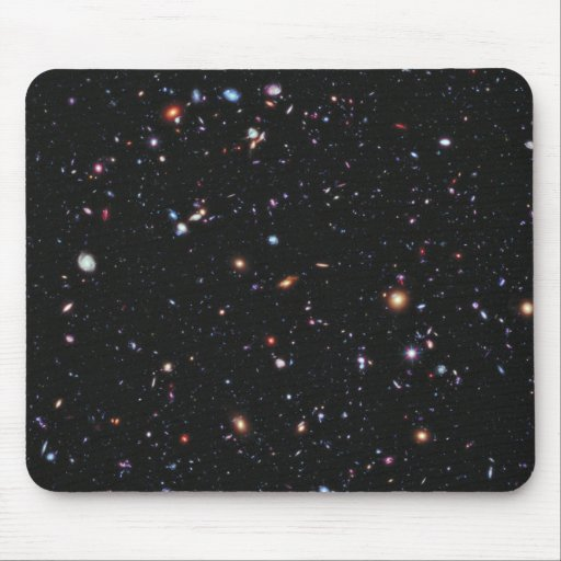 Hubble eXtreme Deep Field Mousepads