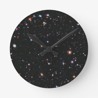Hubble eXtreme Deep Field Round Clock
