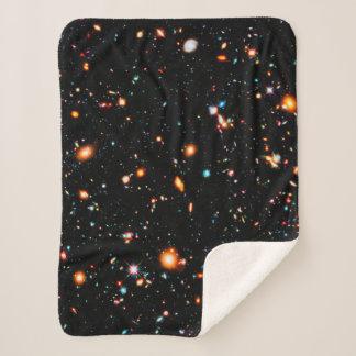 Hubble Extreme Deep Field Sherpa Blanket