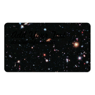 Hubble eXtreme Deep Field (XDF) Pack Of Standard Business Cards