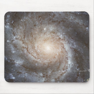 Hubble Galactic Image on Every Day Products Mouse Pads