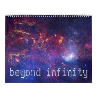 Hubble Galaxy Space Calendar