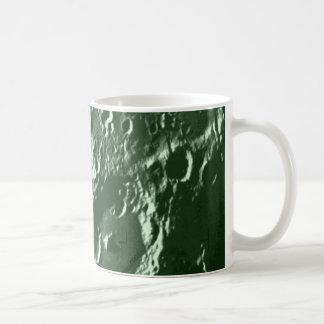 Hubble / Green Cheese Moon Basic White Mug