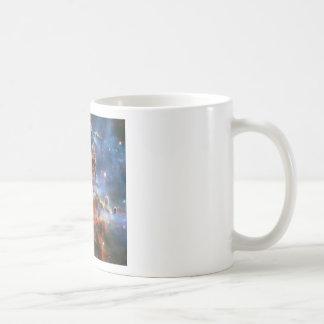 Hubble Image Deep Space Nebula Basic White Mug